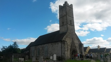 Clonfert Cathedral, Galway