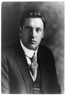 John McCormack, circa 1919
