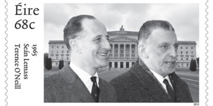Sean Lemass, Terence O'Neill