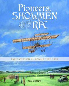 Guy Warner, Aviation, Ireland