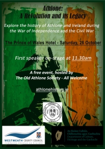 Athlone: a Revolution and its Legacy